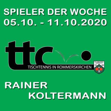 Spieler der Woche (05.10.-11.10.2020)