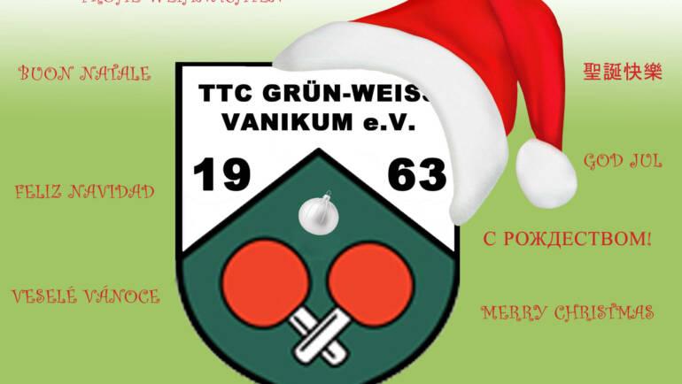 TTC wünscht frohe Weihnachten