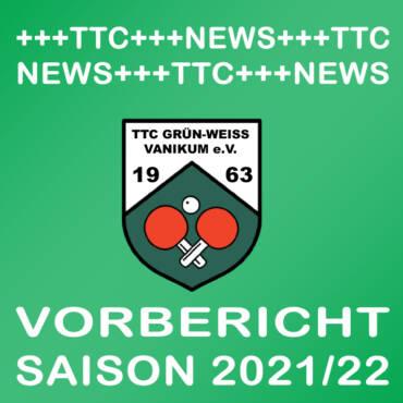Neue Saison 2021/22