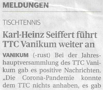 Zeitungsbericht Neuss-Grevenbroicher Zeitung